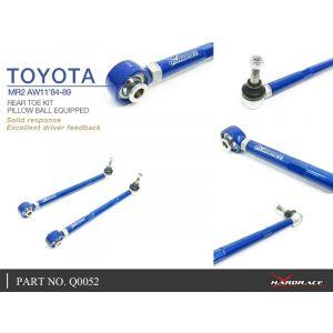 Hardrace Rear Toe Kit Adjustable Toyota MR2-68120