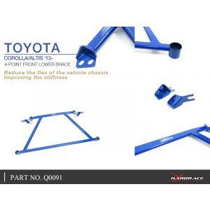 Hardrace Front Brace Toyota Corolla-67922