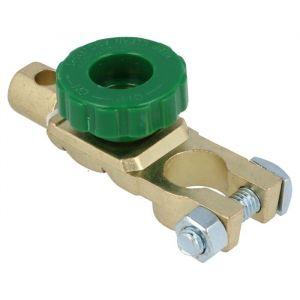 QSP Battery Connector Cut-Off Switch Green-80120