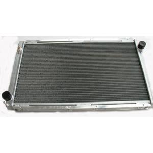 QSP Radiator Silver Aluminum Subaru Impreza-80193