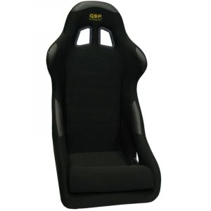 QSP Seat Racing Bucket Black-39895