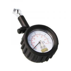 QSP Tire Pressure Gauge Black-67173