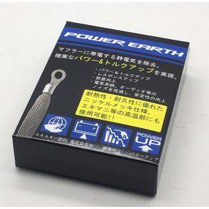 D1 Spec Grounding kit Silver Steel-62666