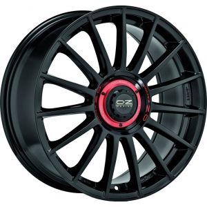 OZ-Racing Superturismo EVOluzione Wheels 19 Inch 8.5J ET44 5x112 Gloss Black-70423