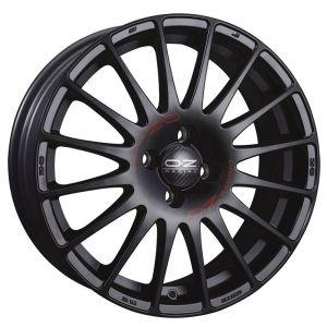 OZ-Racing Superturismo GT Wheels 16 Inch 7J ET37 4x100 Flat Black-71733