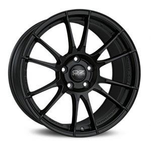 OZ-Racing Ultraleggera Wheels 18 Inch 8J ET45 5x112 Flat Black-71986