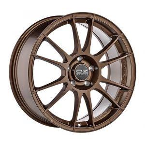 OZ-Racing Ultraleggera Wheels 17 Inch 7J ET42 4x108 Flat Bronze-72827