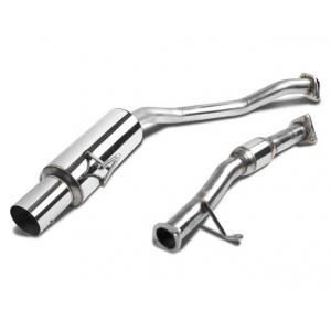 SK-Import Cat-back System 61mm Stainless Steel Honda S2000-47018