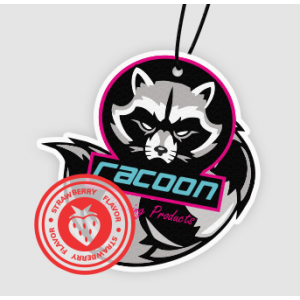 Racoon Car Fragrance-77445